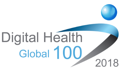2018 Digital Global Health 100 award