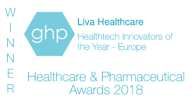 Winner of Health tech innovator of the year