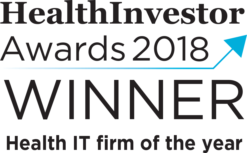 Winner Health IT firm of the year